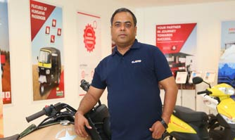 Rajeev Mishra, CEO, UM Lohia Two Wheelers Pvt Ltd