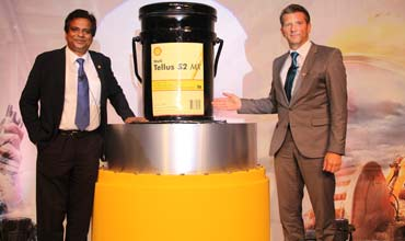 Shell Lubricants launches Shell Tellus range of hydraulic oils