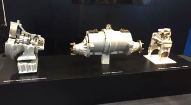 ZF showcases range of products at Excon 2017