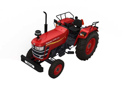 """Ab Tractor call karo"" becomes a clarion call for Mahindra Trringo"