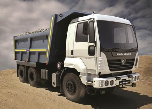 Ashok Leyland sees a 79pc growth in CV sales in December 2017