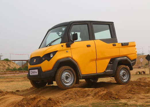 End of the road for Multix and Eicher Polaris Pvt Ltd