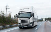 Scania sets record in low fuel consumption
