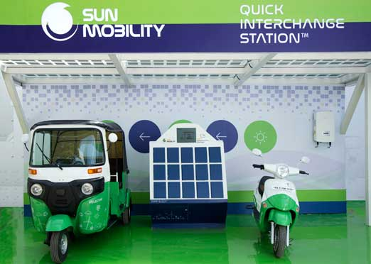 Sun Mobility launches smart mobility solution for vehicles