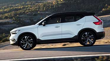 Large orders for Volvo XC40 prompt company to expand production