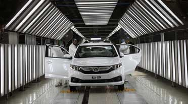 Production commences for all-new 2nd Generation Honda Amaze