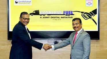 Shriram Transport Finance inks MoU with HPCL