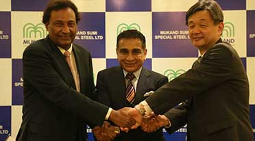 Sumitomo Corporation buys 49% stake in Mukand Sumi Special Steel