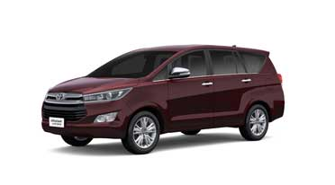 Toyota Innova Crysta for Govt employees under 'Drive the Nation' campaign