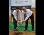 VW Group India breaks for its first PDC in Gurgaon