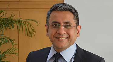 Vishal Sharma is CEO, Schenker India–India & Indian Sub-continent