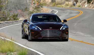 LeEco and Aston Martin collaborate to create futuristic electric vehicles