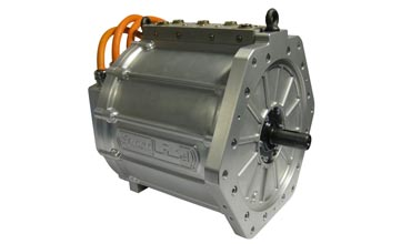 Ricardo next-gen electric vehicle motor