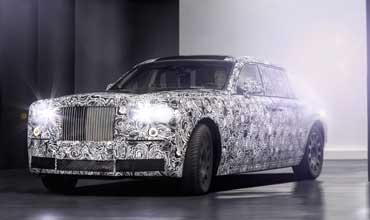 Roll-Royce aluminium tryst in testing phase