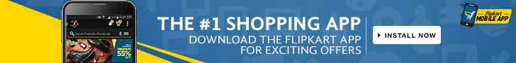 Shop with Flipkart and get exciting offers