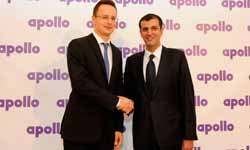 Apollo Tyres to invest Rs 3744 cr in Hungary