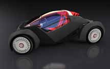 World's 1st 3D-printed vehicle has Sabic material