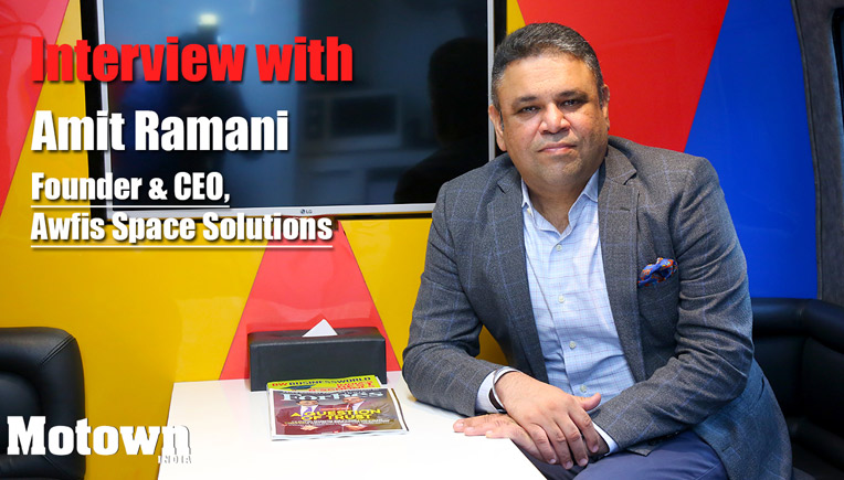 Amit Ramani, Founder & CEO, Awfis Space Solutions