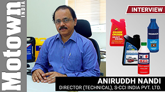Aniruddh Nandi, Director (Technical), S-CCI India Pvt. Ltd.