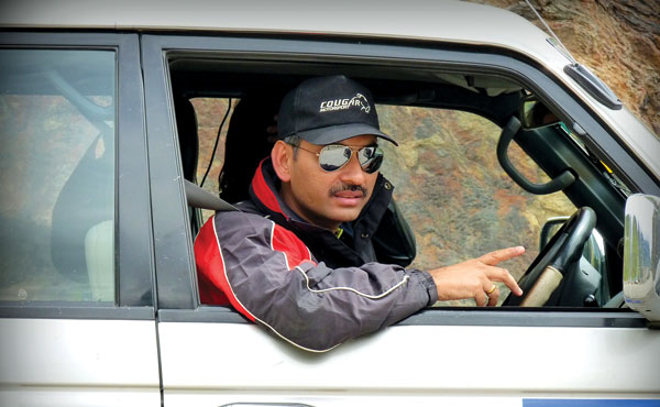 Ashish Gupta,Founder & Director,Cougar Motorsport