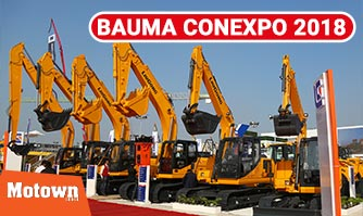 Bauma CONEXPO India 2018 | Special Feature | Motown India, Special Feature