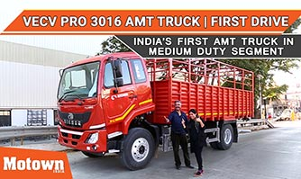 Eicher Pro 3016 AMT truck | Women too can handle it | English & Hindi, First Drive