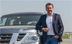 Guillaume Sicard, President, Nissan India Operations