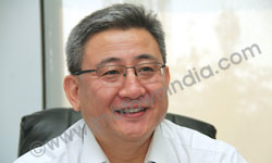 Kenichiro Yomura, President of Nissan India Operations and MD & CEO, Nissan Motor India Private Limited