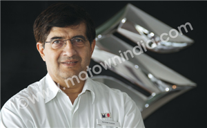 Mayank Pareek, Managing Executive Officer (Marketing & Sales), Maruti Suzuki India Ltd.