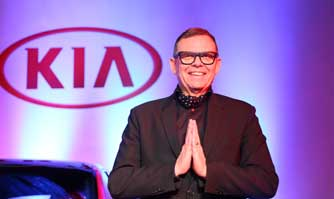 Peter Schreyer, Chief Design Officer, Kia Motors