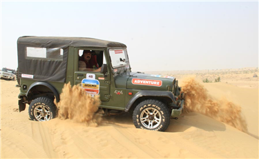120th edition of the Mahindra Great Escape