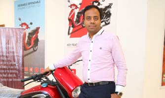 Ayush Lohia, CEO, Lohia Auto