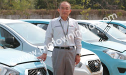 Toshihiko Sano, CEO and MD, Renault Nissan Automotive India Private Limited