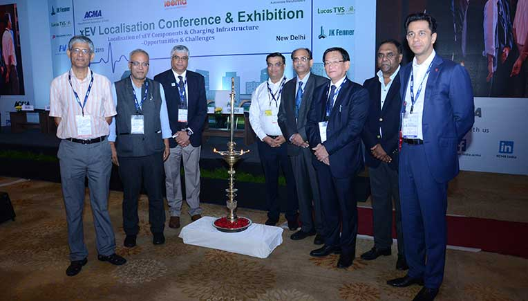 ACMA meet deliberates on xEV components and charging infrastructure