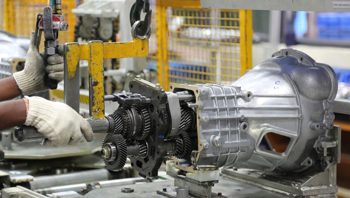 Avtec manufactures aggregates for engines and transmissions