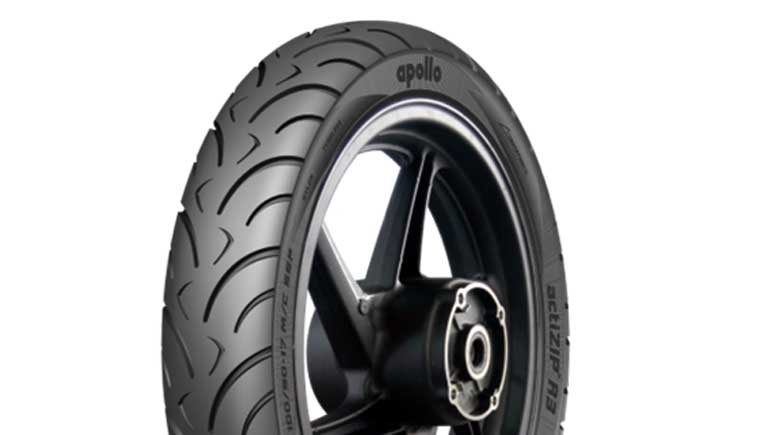 Apollo Tyres introduced Apollo Apterra HT2 for the growing 4x4 and SUV segment, where as the actiZip F2 & actiZip R3 tubeless tyres has been launched for the motorcycles.