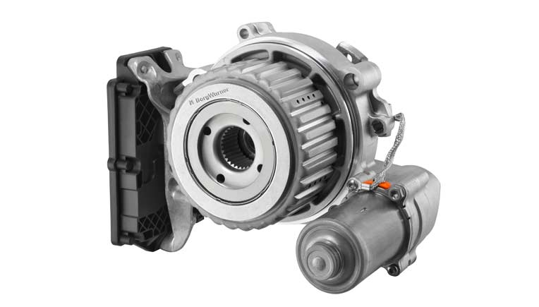 BorgWarner's advanced all-wheel drive coupling improves stability, traction and handling for the new Volkswagen Crafter