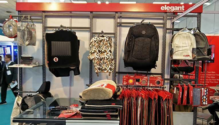 Elegant Auto Retail showcases products at 4th ACMA ...