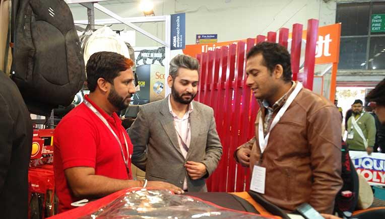 Elegant Auto Retail showcases products at 4th ACMA Automechanika