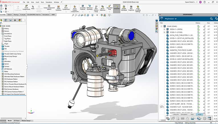 Dassault Systèmes launches Solidworks 2021 for 3D design, engineering applications