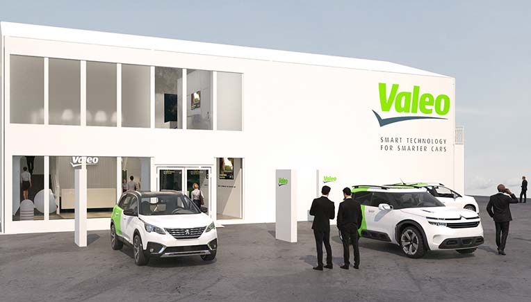 Valeo sets up state-of-the-art R&D Test Lab Facility in Chennai