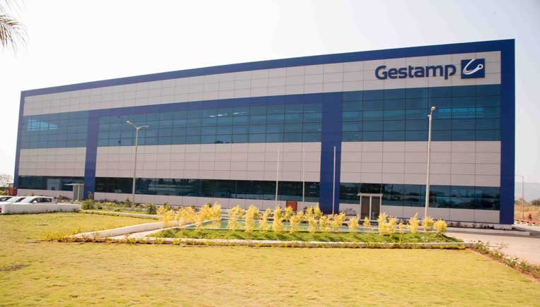 Gestamp Rs 260 Crore Investment In First Hot Stamping