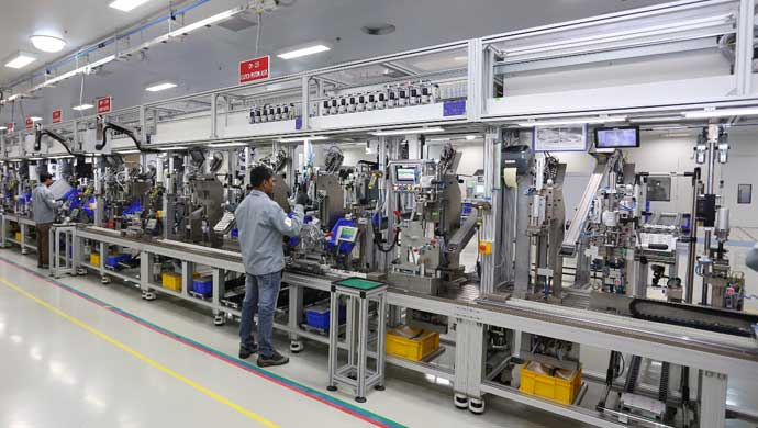 Magneti Marelli New Robotized Gearbox Plant Inaugurated