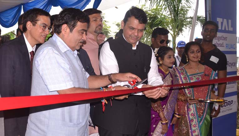 The new facility was inaugurated by Maharashtra Chief Minister, Devendra Fadnavis and Union Minister for Road Transport, Highways and Shipping, Nitin Gadkari.