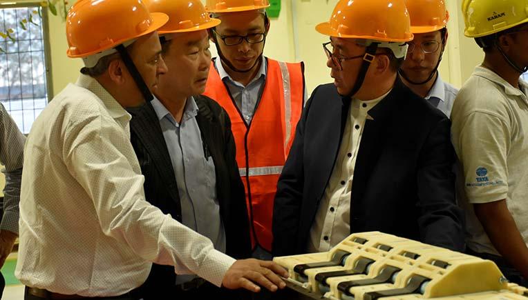 Tata AutoComp, Guoxuan Hi-Tech, battery packs, lithium-ion, EVs, li-ion