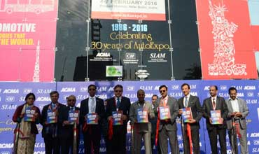 13th Auto Expo - Components Show sees more than 1500 companies