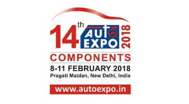 14th Auto Expo 2018 Components show kicks off in New Delhi