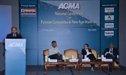 Acma meet on polymer composites