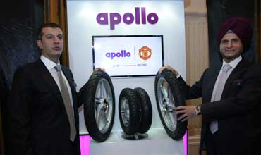 Apollo Tyres enters 2 -wheeler tyre market