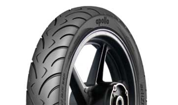 Apollo Tyres introduces new products for SUV, motorcycle segment